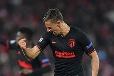Levante Vs Atletico Madrid, Llorente Respons Hasil Laga Tanpa Fans