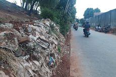 Tebing Jalan DI Panjaitan yang Ambles Tak Kunjung Ditangani