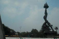Patung Pemuda Senayan Tak Terganggu Pembangunan MRT
