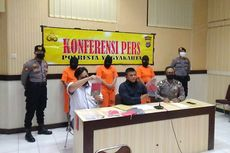 Polisi Bongkar Praktik Adopsi Bayi Ilegal via Facebook di Yogya, Dijual Rp 20 Juta, Libatkan Oknum Bidan