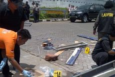 Buru Pelaku Teror Bom, Dua Rekaman CCTV Diperiksa