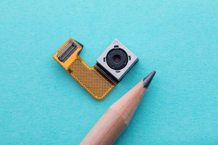 Kamera mini.