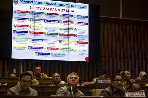 Pimpinan Komisi II Minta KPU Persingkat Masa Kampanye Pilkada 2020 Jadi 60 Hari