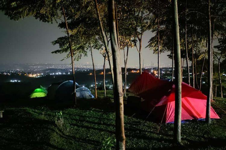 D'bunder view di Gunung Bunder, Bogor