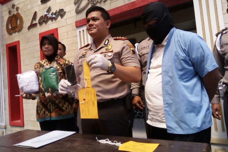 Guru di Karanganyar ditangkap polisi karena mencabuli siswinya, Jumat (11/8/2017)