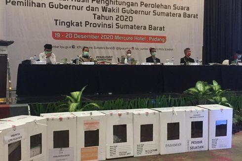 Mahyeldi dan Audy Resmi sebagai Gubernur dan Wagub Terpilih Sumbar
