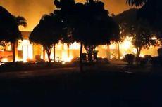 Satu SMP di Riau Terbakar, 13 Ruangan Hangus