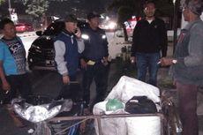 Bawa Bangkai Babi Pakai Becak Motor, Pria Ini Kepergok Patroli Polisi