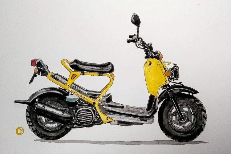 Honda Zoomer