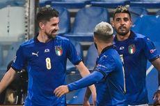 Italia Vs Polandia, Jorginho Cetak Gol Ke-5 dari Titik Putih, Gli Azzurri Menang