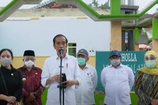 Kunjungan Kerja ke Jatim, Jokowi Tinjau Industri Perikanan hingga Pengelolaan Sampah
