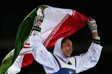 Dipermainkan Negaranya Sendiri, Atlet Wanita Asal Iran Membelot