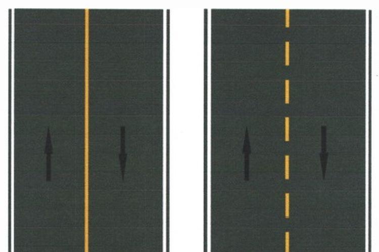 Ciri jalan nasional