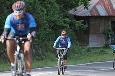 Tiba di Kupang, Peserta Jelajah Sepeda Flores Timor Gowes Keliling Kota