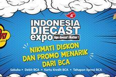 Pameran Mobil Miniatur Indonesia Diecast Expo 2017 Kembali Hadir