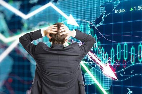 Perang Dagang, Investor Tarik 20 Miliar Dollar AS dari Pasar Saham Global dalam Sepekan