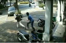 Seorang Pencuri Motor Tertangkap Basah Saat Hendak Beraksi di Kalideres