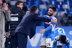 Link Live Streaming Sampdoria Vs Napoli, Kickoff 02.45 WIB