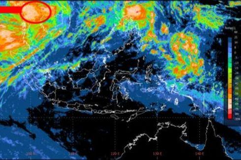BMKG Peringatkan Gelombang Tinggi di Perairan Kepri Selain Kabut Asap
