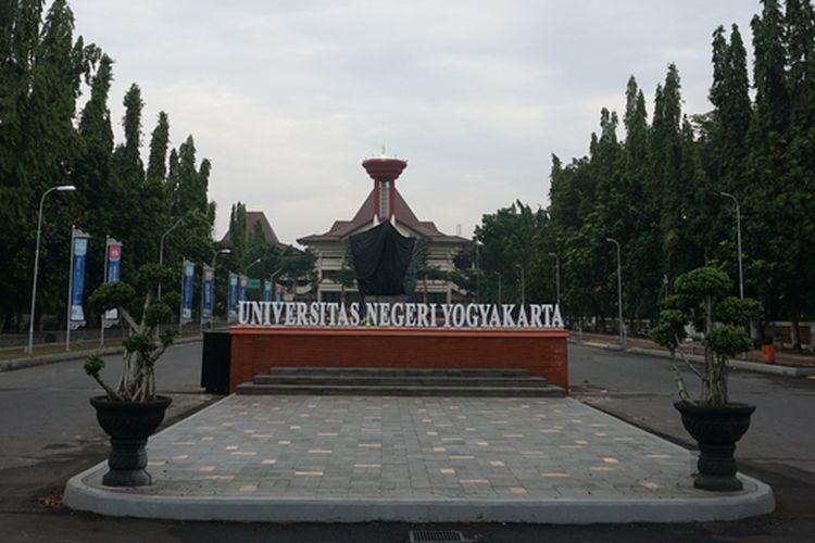 Kampus Universitas Negeri Yogyakarta (UNY)