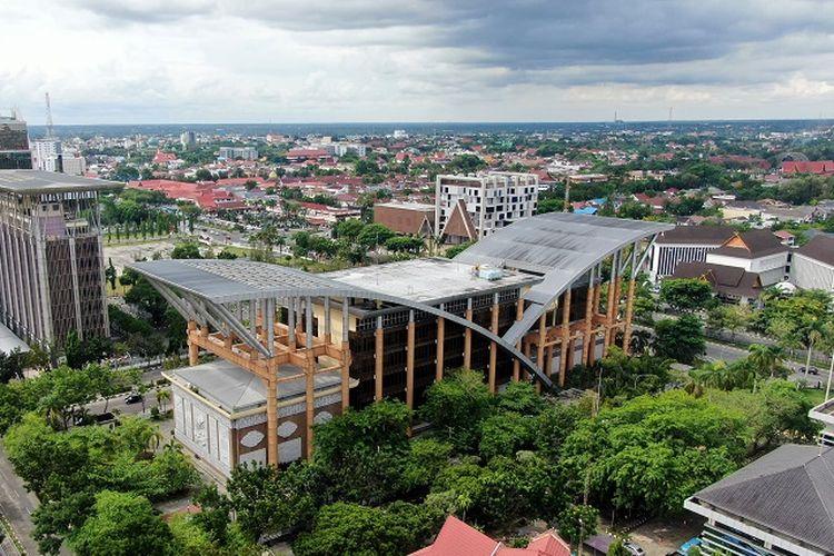 Perpustakaan Soeman HS, Pekanbaru, Riau DOK. Shutterstock/fahrezi Alwi