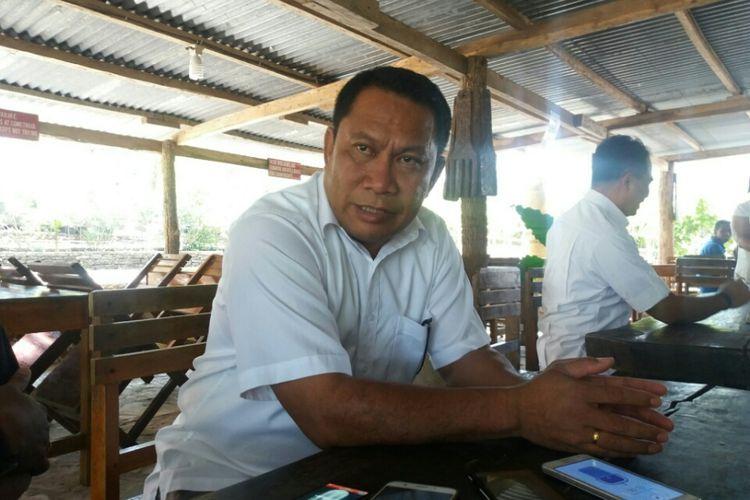 Ketua Komisi V DPR RI Fary Djemi Francis