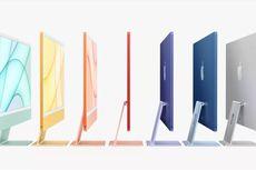 Apple Rilis iMac 24 Inci Baru dengan Chip M1, Lebih Tipis dan Warna-warni