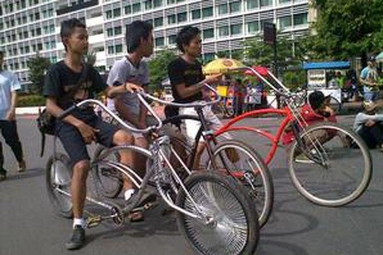 Melipat Rupiah Dari Modifikasi Sepeda Halaman All Kompas Com