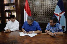 Dukungan Demokrat Penuh Meski SBY Tak Hadir Dampingi Pendaftaran Prabowo-Sandi