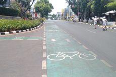 Jalur Sepeda di Jakarta Selatan, dari Taman Ayodya hingga Kantor Wali Kota
