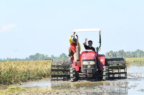 Berkat RJIT Kementan, Produktivitas Petani di Sukabumi Meningkat Pesat