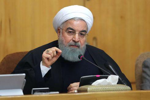 Rouhani: Iran Terlalu Besar untuk Diintimidasi Siapa Pun