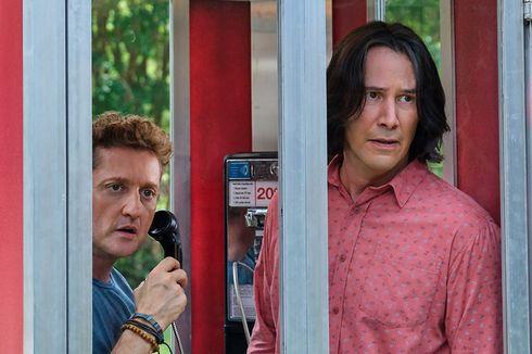 Keanu Reeves Ungkap Perannya di Film Bill & Ted Face the Music