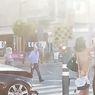 Terlibat Kecelakaan, Sopir Wanita Berpakaian Bikini Keluar Mobil dan Berjoget
