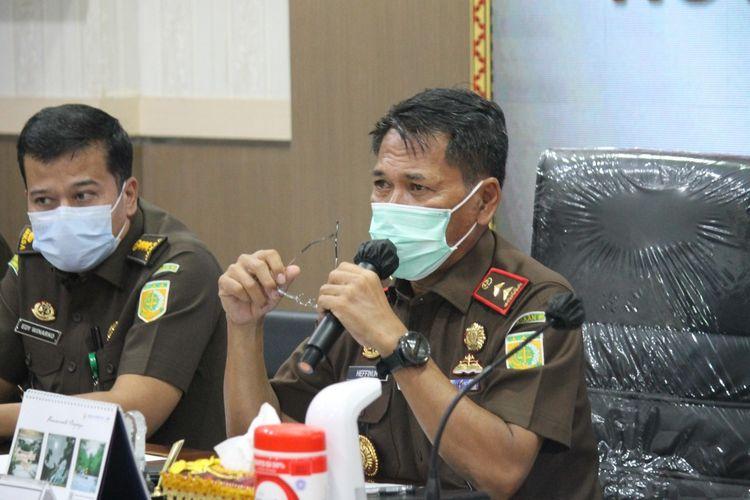 Kepala Kejaksaan Tinggi Lampung, Heffinur. (FOTO: Dok. Penkum Kejati Lampung)