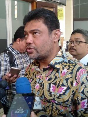 Said Iqbal menjadi saksi dalam sidang Ratna Sarumpaet di Pengadilan Negeri Jakarta Selatan, Selasa (9/4/2019)