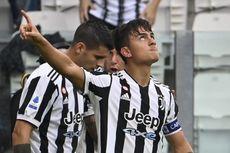 HT Juventus Vs Sampdoria, Tangis Dybala Warnai Keunggulan Bianconeri