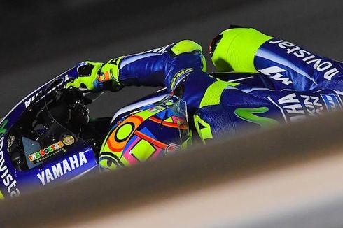 Rossi: Bagusnya, Saya Masih Bertahan di 10 Besar