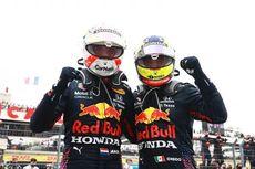 Duo Pebalap Tim Red Bull Racing Honda Naik Podium di F1 GP Prancis