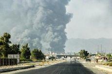 Pasukan ISIS Merangsek ke Dalam Wilayah Kurdi