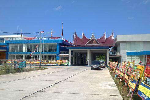 Setelah 12 Tahun, Sumbar Kembali Punya Terminal Bus di Padang