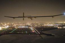 Pesawat Tenaga Surya Terbesar Tuntaskan Misi Seberangi AS