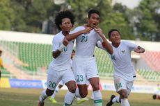Timnas Indonesia Bertemu Malaysia pada Semifinal Piala AFF U-18