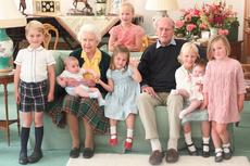 Mengapa Cicit Pangeran Philip Tak Hadir di Pemakaman