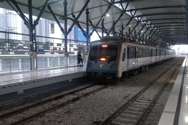 Berkat Jalur Layang KA, Waktu Tempuh Stasiun Medan - Bandara Kualanamu Hanya 28 Menit