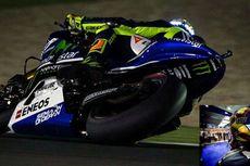 Helm Unik Rossi di MotoGP Qatar
