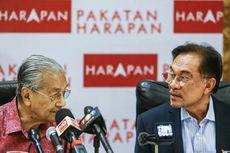 Mahathir: Meski Anwar Ibrahim Jadi PM Malaysia, Krisis Politik Takkan Berakhir
