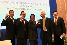 RUPSLB Agung Podomoro Menyetujui Usulan Penambahan Modal