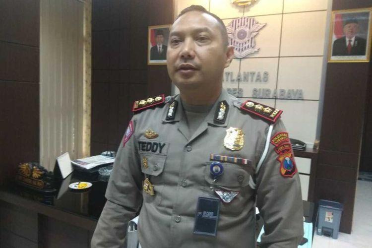 Kasatlantas Polrestabes Surabaya AKBP Teddy Chandra