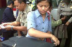 Penumpang di Terminal Malang Dirazia Satpol PP